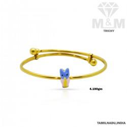 Grandest Gold Casting Bracelet