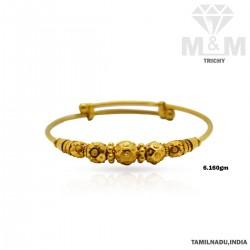 Treasured Gold Fancy Bracelet