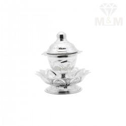 Prestigious Silver Lotus...