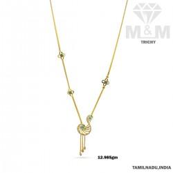 Treasured Gold Casting Chain
