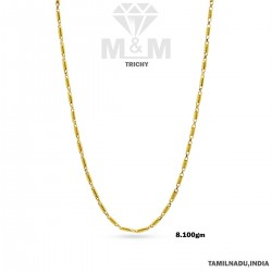 Traditional Gold Fancy Chain
