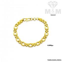 Sweetest Gold Fancy Bracelet