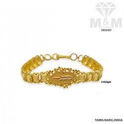 Delectable Gold Fancy Bracelet