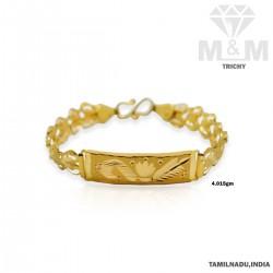 Tasteful Gold Fancy Bracelet