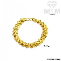 Niceness Gold Fancy Bracelet