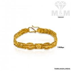 Amiable Gold Fancy Bracelet