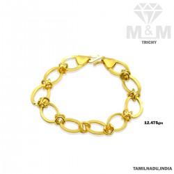 Fabulous Gold Fancy Bracelet