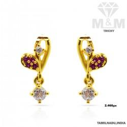 Peerless Gold Casting Earring