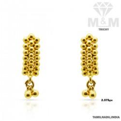 Dainty Gold Fancy Earring