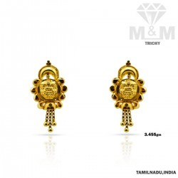Favorite Gold Fancy Earring