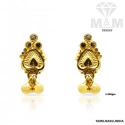 Grandest Gold Fancy Earring