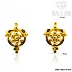 Luminary Gold Fancy Earring
