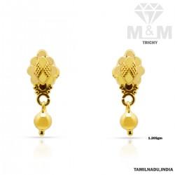 Legend Gold Fancy Earring