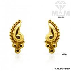 Favorite Gold Fancy Earring