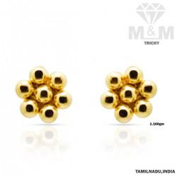 Illustrious Gold Fancy Earring