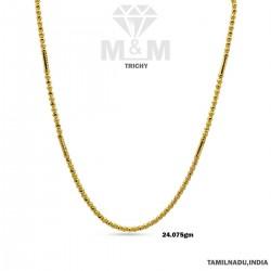 Fortunate Gold Fancy Chain