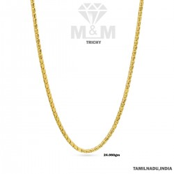 Luxurious Gold Fancy Chain