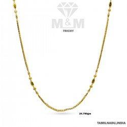 Joyful Gold Fancy Chain