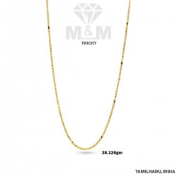 Tranquil Gold Fancy Chain