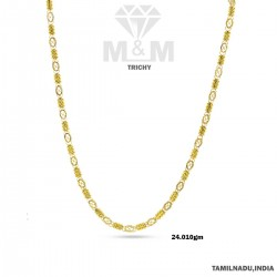 Pristine Gold Fancy Chain