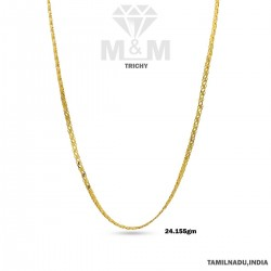 Mesmerizing Gold Fancy Chain