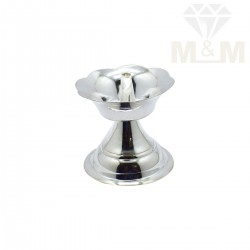 Maginificent Silver Vilakku