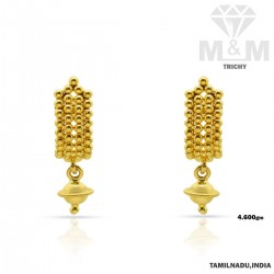 Beautify Gold Fancy Earring
