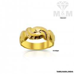 Perfect Gold Fancy Ring