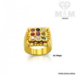 Superb Gold Navaratna Stone...