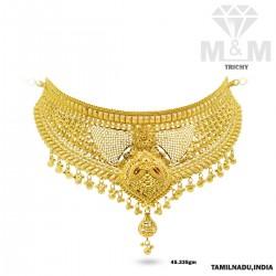 Joyful Gold Fancy Necklace