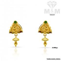 Superior Gold Fancy Earring