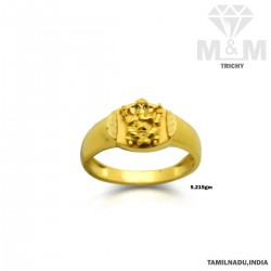 Enormous Gold Lord Ganesha...