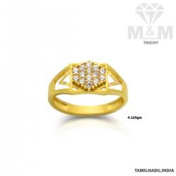 Legend Gold Fancy Stone Ring