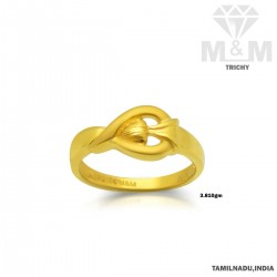 Notable Gold Casting Ring
