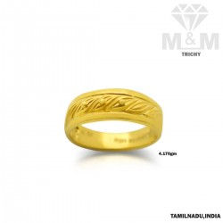 Temptable Gold Casting Ring