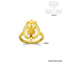 Unbelievable Gold Casting Ring