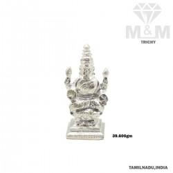 Amazing Silver Sri Lakshmi...