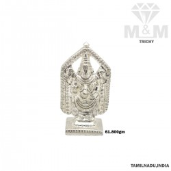 Beautify Silver Lord Balaji...