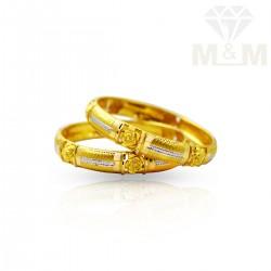 Unique Gold Fancy Bangles