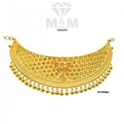 Stupendous Gold Fancy Necklace