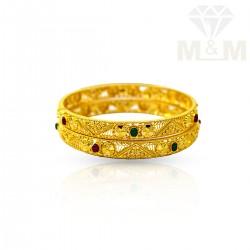 Classy Gold Fancy Bangles