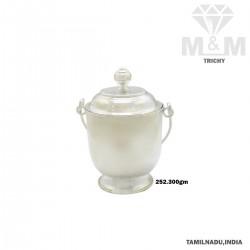 Miraculous Silver Fancy Bucket