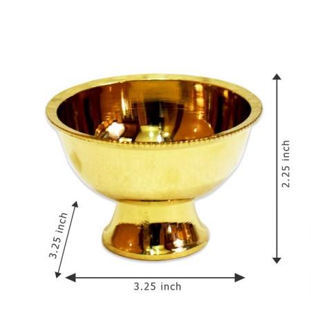 Brass Sandal Bela / Sandhana Kumba