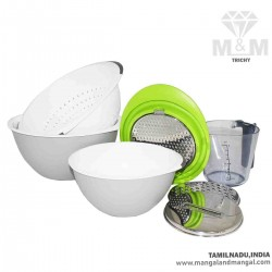 All Time Elite Prep Set Multicolor Kitchen Tool Set - 408138
