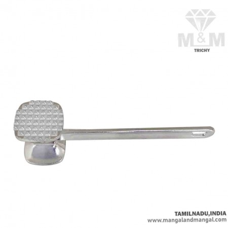 Heavy Stainless Steel Double Side Mallet Meat Tenderizer Hammer Kitchen US Stock