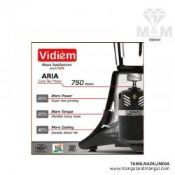 Vidiem VStar ADC MG 579 A 4 Jar Mixer Grinder 750 Watts with Multi Chef Jar