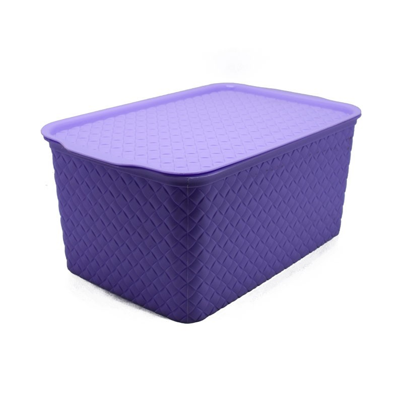 Melbourne Basket Small with Lid