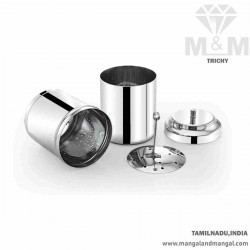 Traditional South Indian Stainless Steel Coffee Filter/Drip Coffee Maker