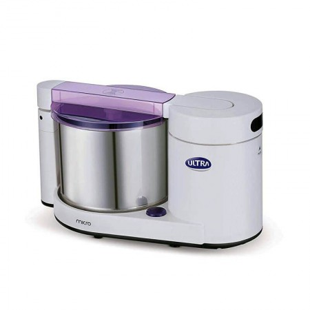 Ultra Micro 110 Volt Table Top Wet Grinder 1.75 Litre With Atta Kneader
