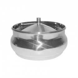 Multipurpose Stainless Steel Bowl with Lid